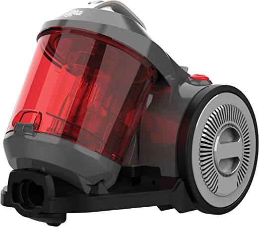 Dirt Devil DD2720 – 3 Ultima Power Parquet aspirador sin bolsa, 800 W, gris/rojo: Amazon.es: Hogar