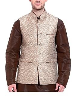 Royal Tag 7 Men's Cotton Jacket 44 Beige