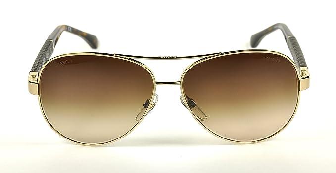 Amazon.com: anteojos de sol Chanel 4195-q Color 395 – 3B ...