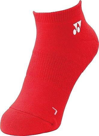 YONEX Calcetines para las mujeres 29108 (496) puesta de sol rojo: Amazon.es: Deportes y aire libre
