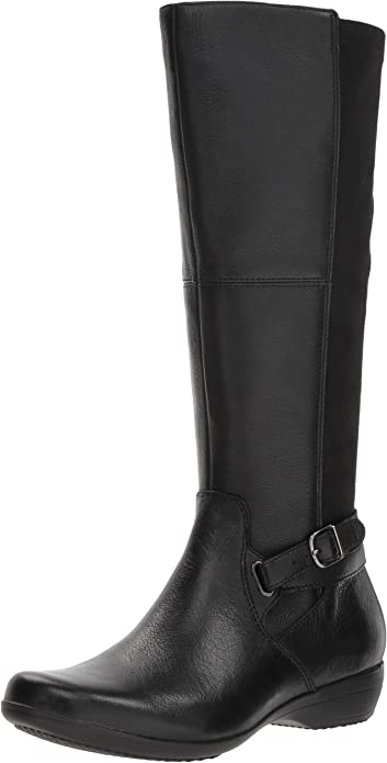 Francesca Overknee Boot black