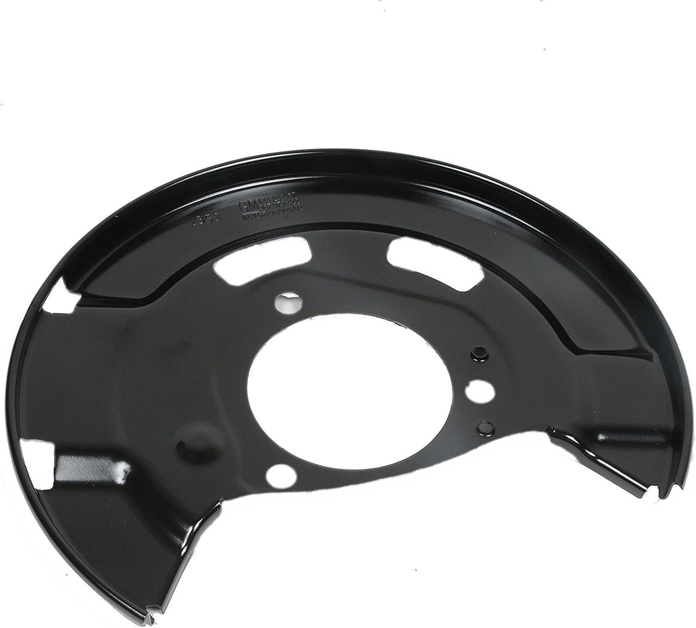 Brake Dust Shield Front Right ACDelco GM Original Equipment 13324457