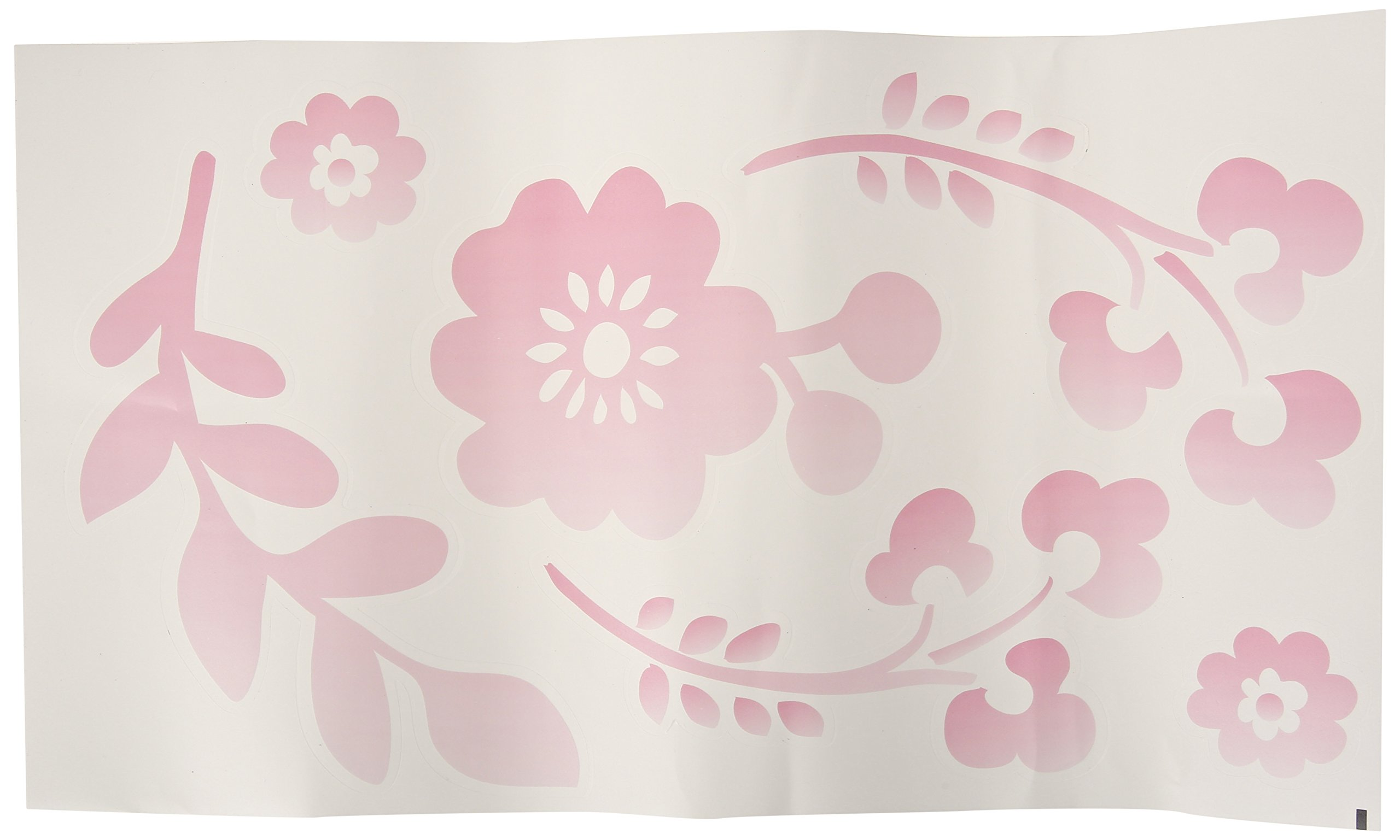 Amazon Com Lambs Amp Ivy Swan Lake Wall Decor Pink White