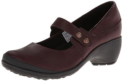 Merrell Women's Veranda Emme Slip-On Shoe,Burgundy,6 ...