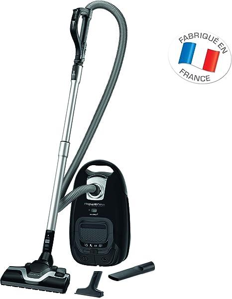 Rowenta Silence Force RO7455EA - Aspirador con bolsa silenciosa, capacidad 4,5 L, buen accesorio: Amazon.es: Hogar