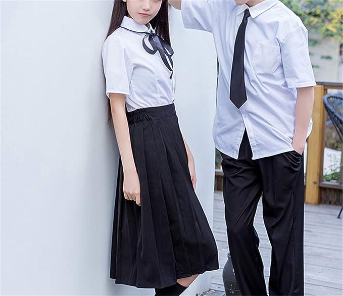 Amazon.com: MRxcff-Junior Girls Uniformes, faldas plisadas ...