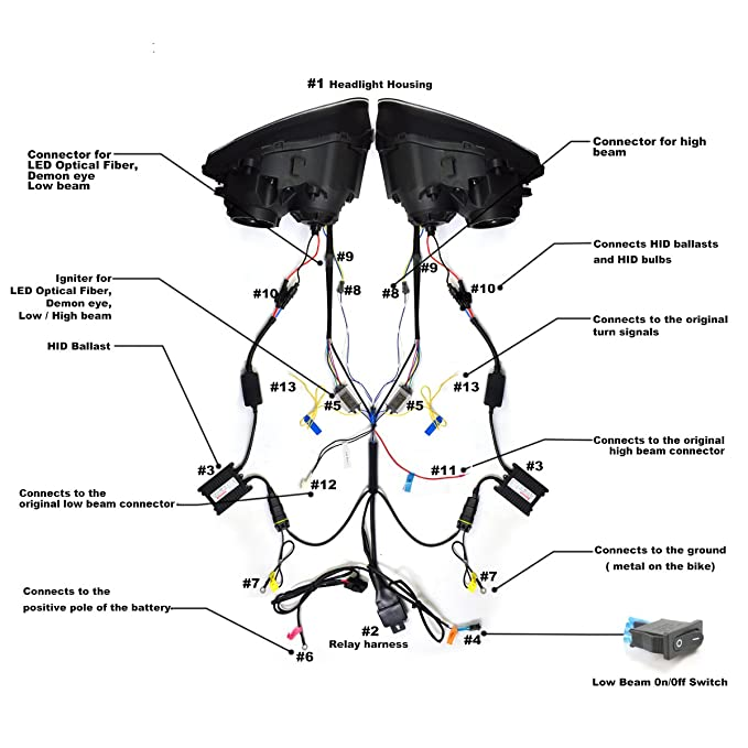 5 Blade Flasher Wiring Diagram