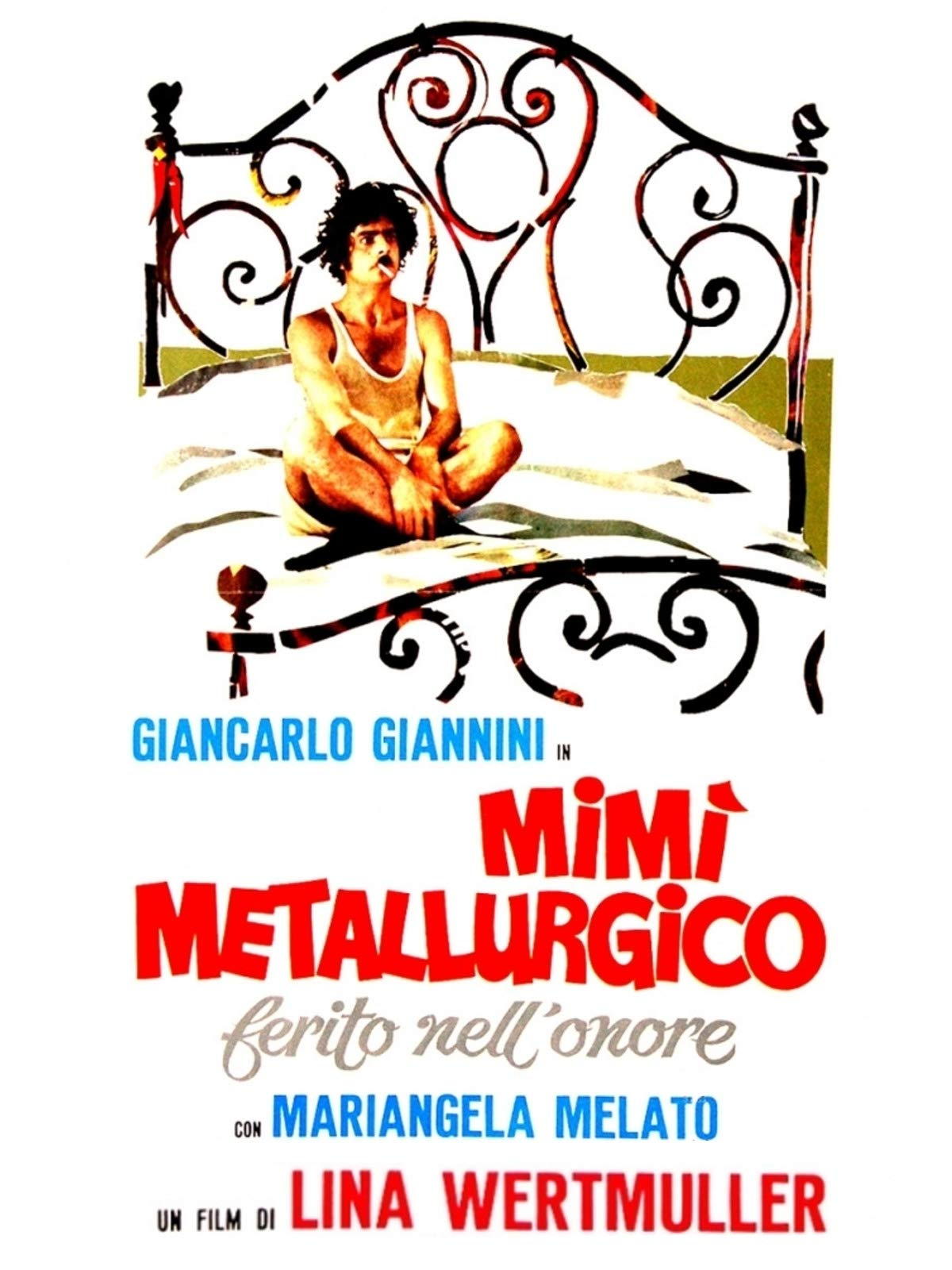 The Seduction of Mimì