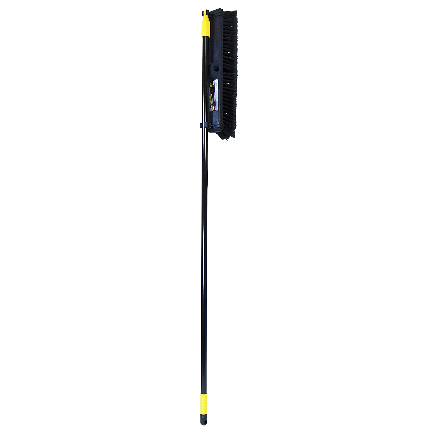 Quickie Bulldozer 18-Inch Smooth Surface Push Broom 00523 511665 outdoor clean