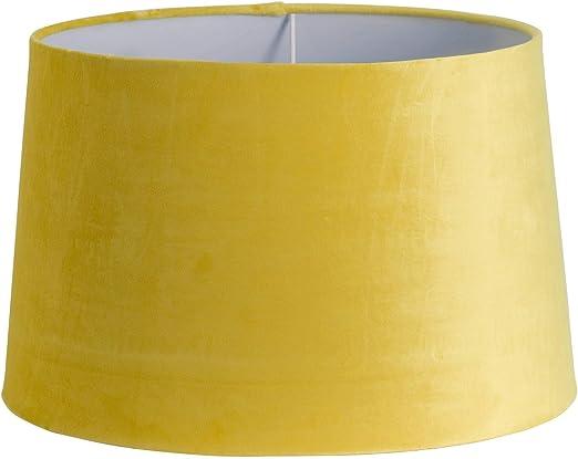 Maisonica - Pantalla para lámpara (40 cm), color amarillo mostaza: Amazon.es: Bricolaje y herramientas