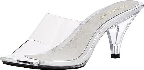 Belle-301  3/'/' Stiletto Heel Sandal