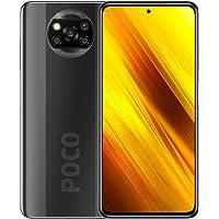 "POCO X3 NFC - Smartphone 6+128GB, 6,67"" FHD+ cámara frontal con Punch-hole, Snapdragon 732G, 64 MP con IA, Quad-cámara…"