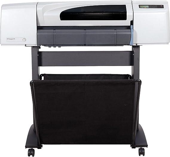 HP Designjet 510 24-in Printer - Impresora de gran formato (HP-RTL, Cyan, magenta, Yellow, Black, 5 mm, 10 cm, 17 x 17 x 5 x 5 mm, Inyección térmica de tinta HP): Amazon.es: Informática