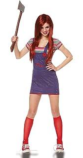 Costume Culture Womens Sexy Chucky Costume
