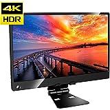 cocopar 4kモバイルモニタ 広色域100% 最新15.6インチHDR 3840x2160IPSゲーミングモニター ゲーム/HDMI/PS3/XBOX/PS4/USB-Cモニター1080PダブルHDMI HDR機能を支持(厚さ12mm/重さ1000g)
