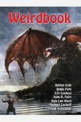 Weirdbook #39 Kindle Edition