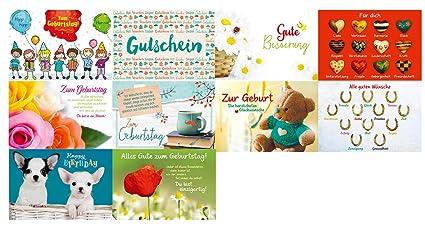 gutsch 4031812002728 de tarjetas de felicitación de ...