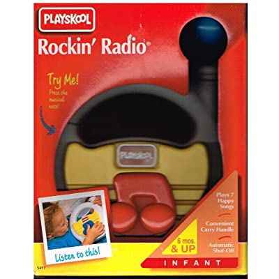 Playskool Rockin' Radio: Toys & Games