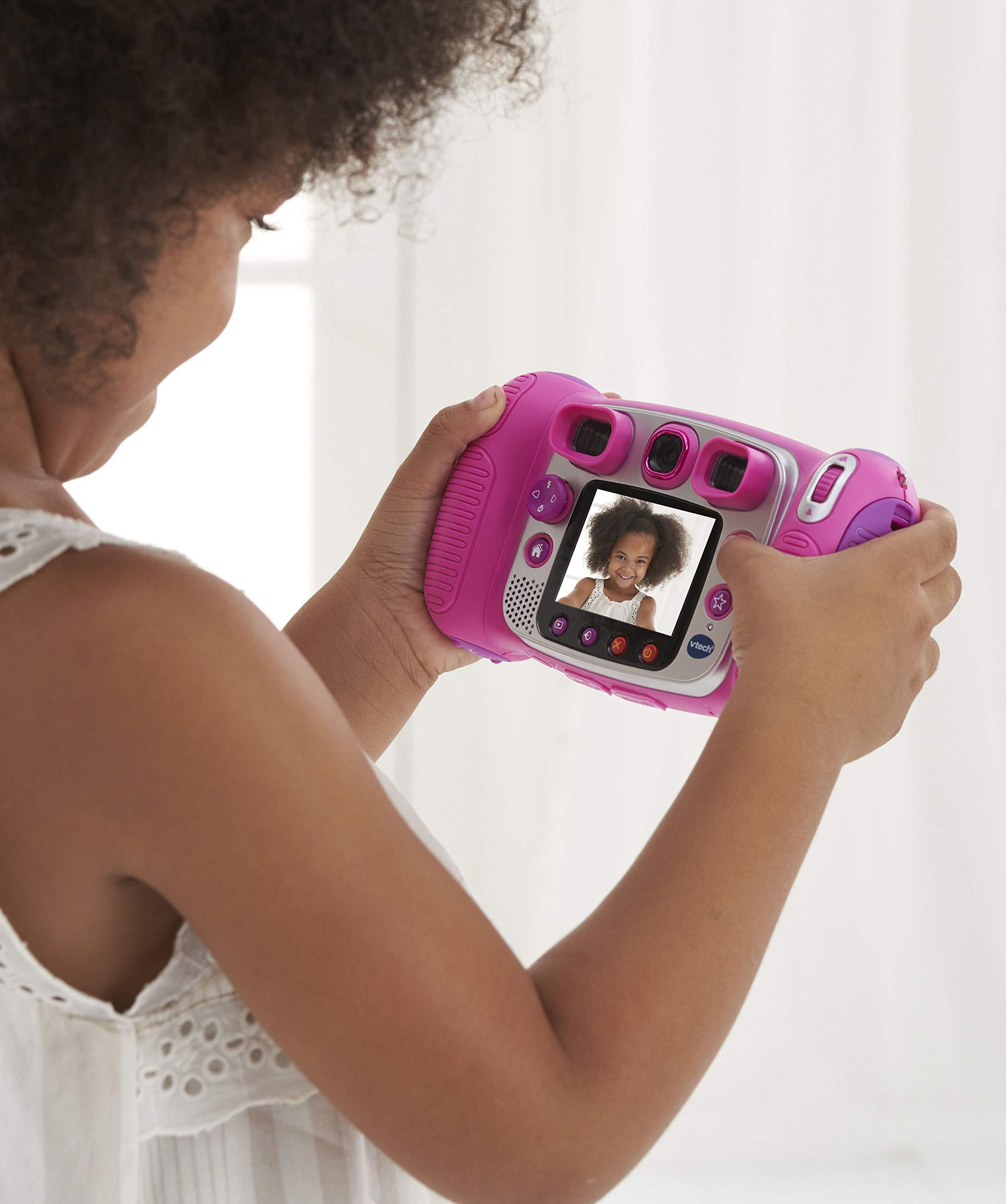 VTech Kidizoom Duo 5.0 Camera Pink by VTech (Image #6)