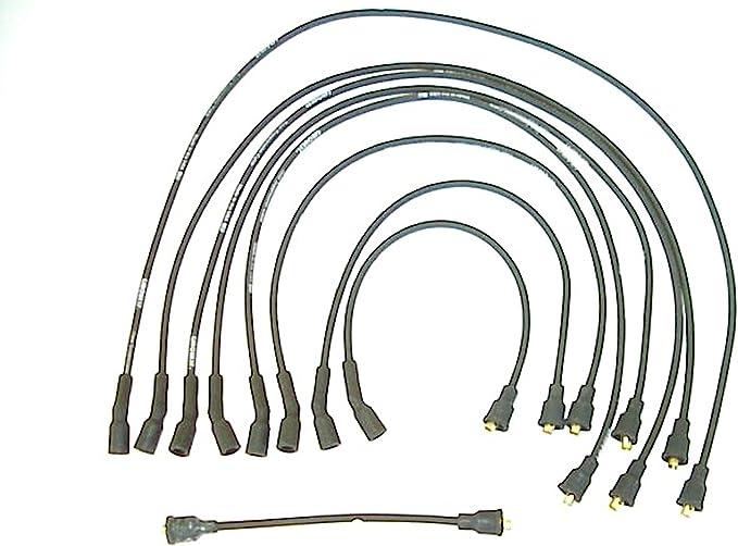 Prestolite 174003 ProConnect Black Professional O.E Grade Ignition Wire Set