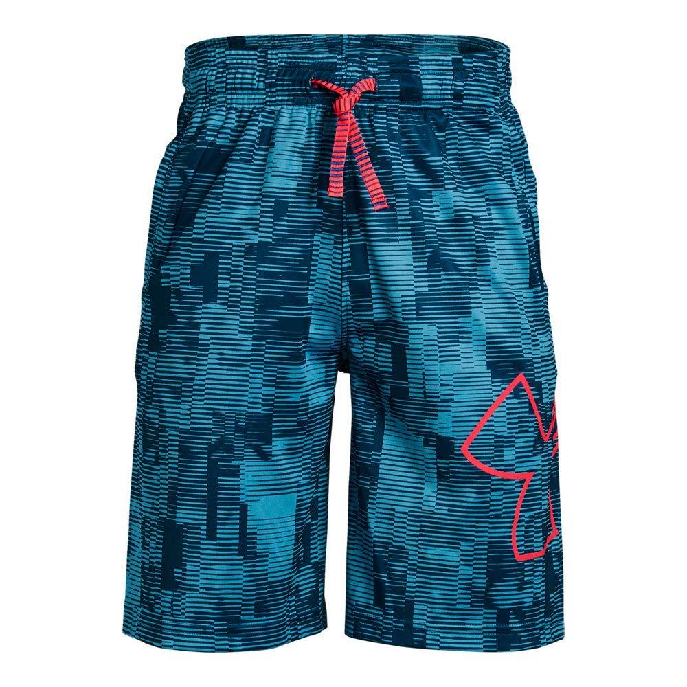 Under Armour Boys Renegade 2.0 Printed Shorts