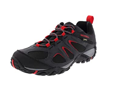 861b1cb5967 Merrell Mens-Shoes - Yokota 2 Sport GTX Black high Risk: Amazon.co ...