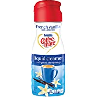 6-Pack Coffeemate Liquid, French Vanilla