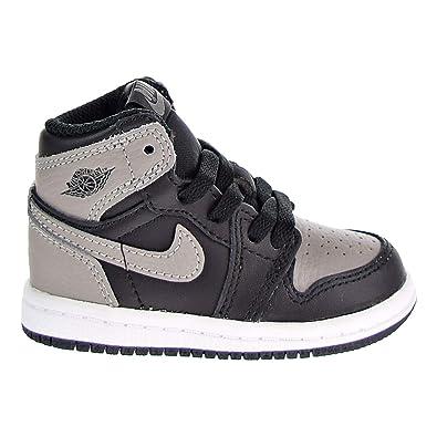 online store d7bd0 af1ef Amazon.com | NIKE Jordan 1 Retro High OG Toddler's Shoes ...