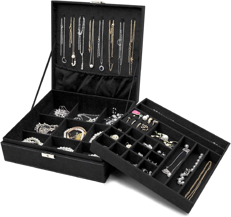 Organizador de joyas y accesorios