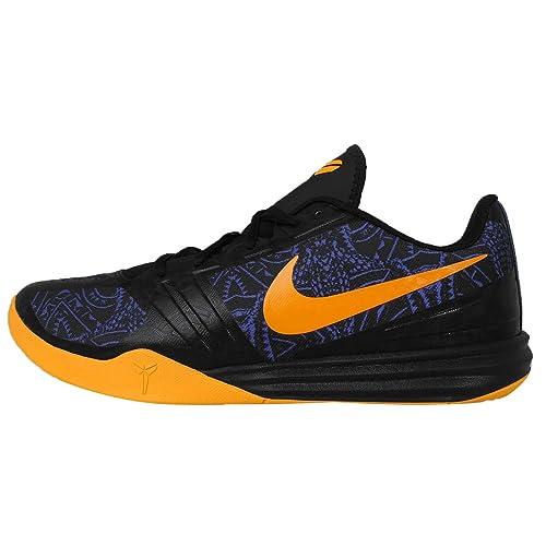 new york 38238 6f9ff Nike Men s KB Mentality, PERSIAN VIOLET UNIVERSITY GOLD-BLACK, 12 M US   Amazon.co.uk  Shoes   Bags