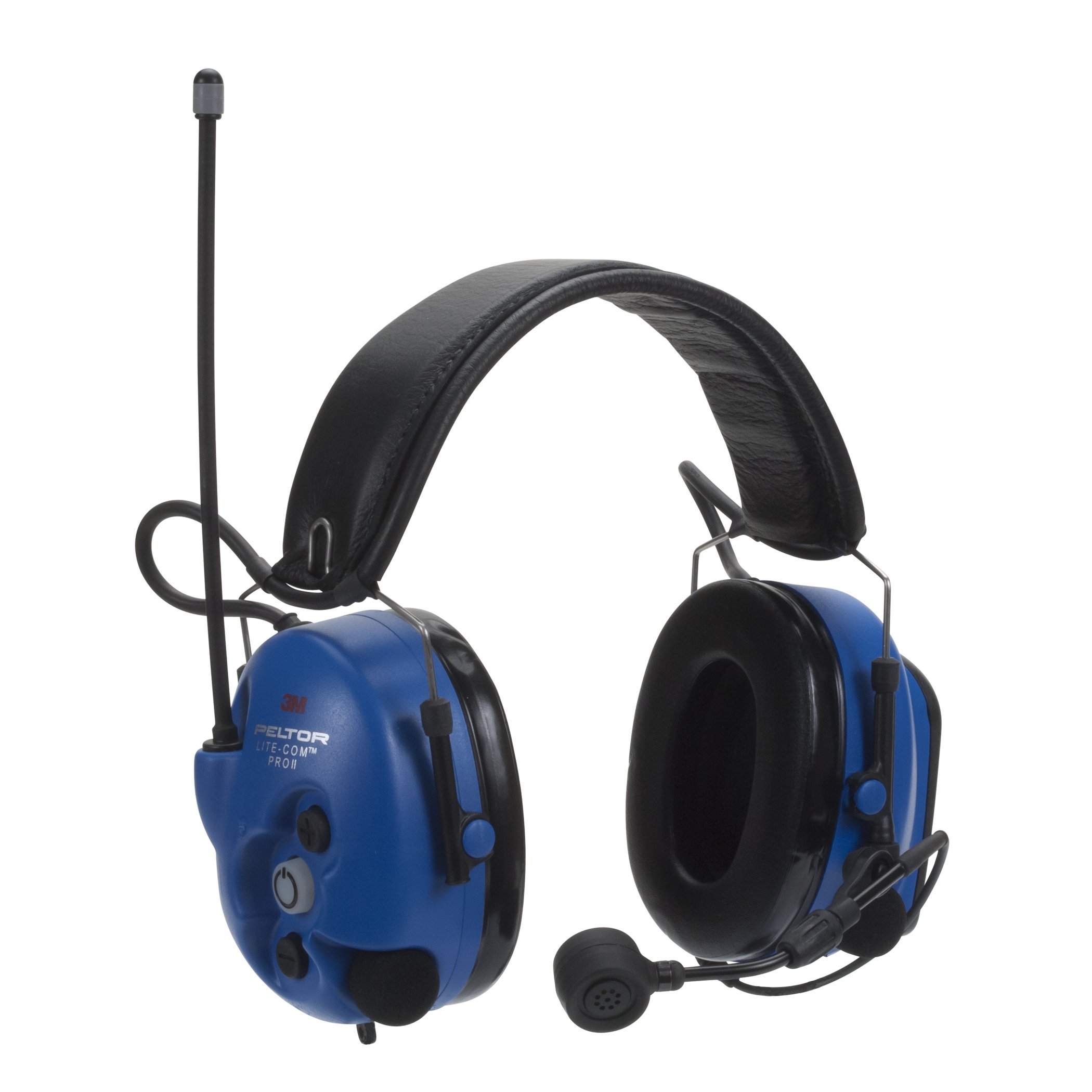 3M Peltor Lite-Com Pro II Two Way Radio Headset MT7H7F4010-NA-50, Communications Headset Headband (Pack of 1) by 3M Personal Protective Equipment (Image #1)