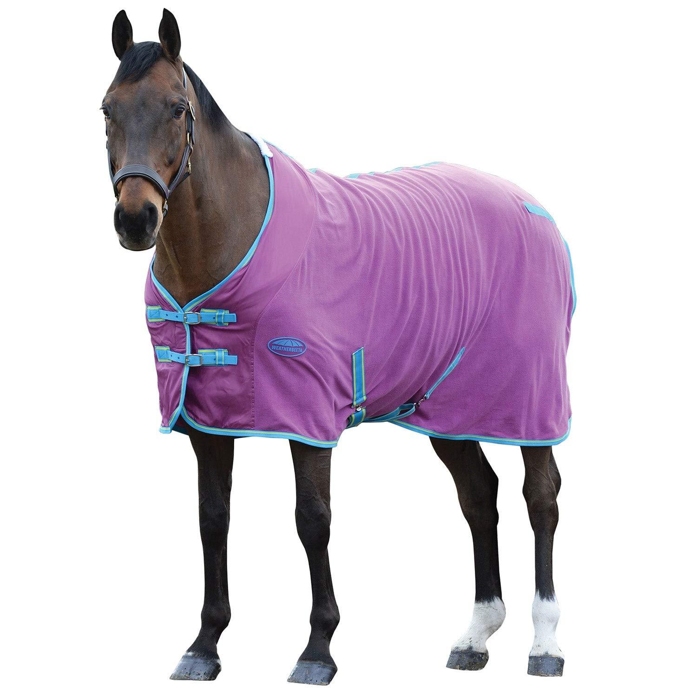 Weatherbeeta Standard Neck Fleece Cooler Blanket