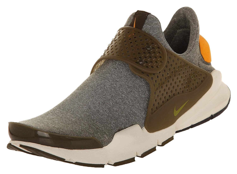 cheap for discount 85b55 6e642 Nike Women's Sock Dart SE Running Shoe (11 B(M) US, Dark Loden/Dark  Loden/Sail/Gold Leaf)