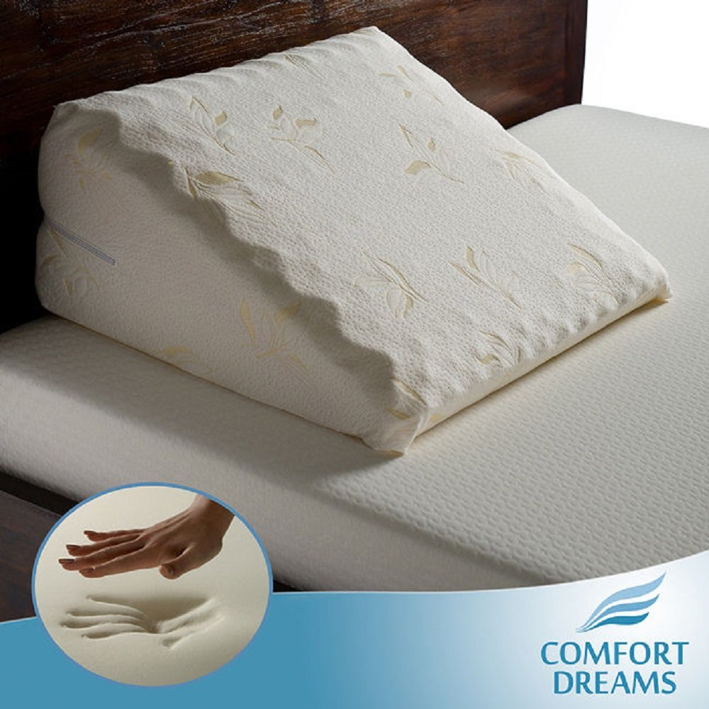 photo use serenity dream x com multi pillow back att wedge support of walmart bed