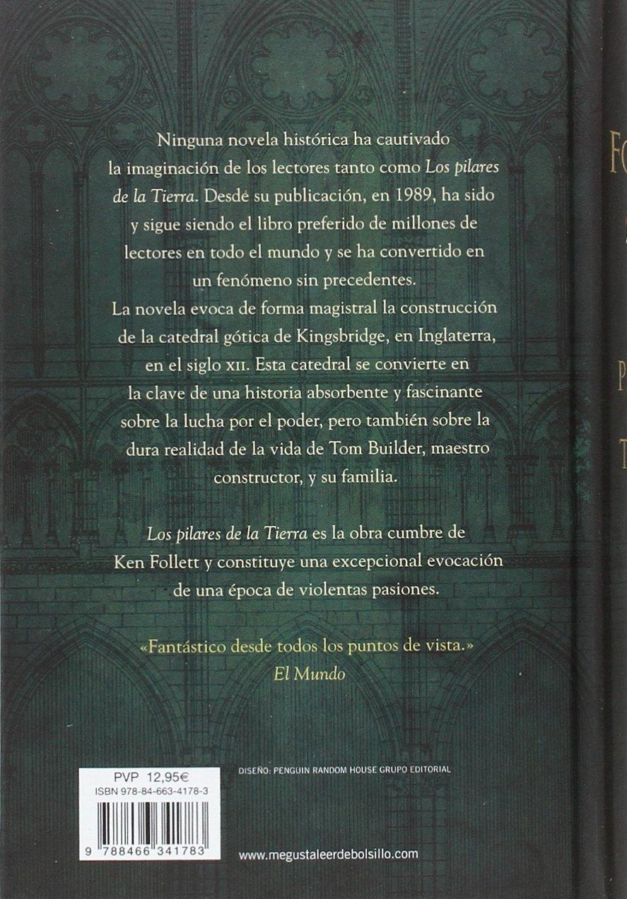 Los pilares de la Tierra Saga Los pilares de la Tierra 1: Amazon ...