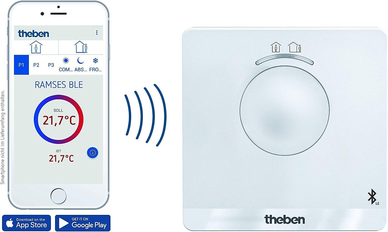 Theben Ramses Thermostat de montre 8120150