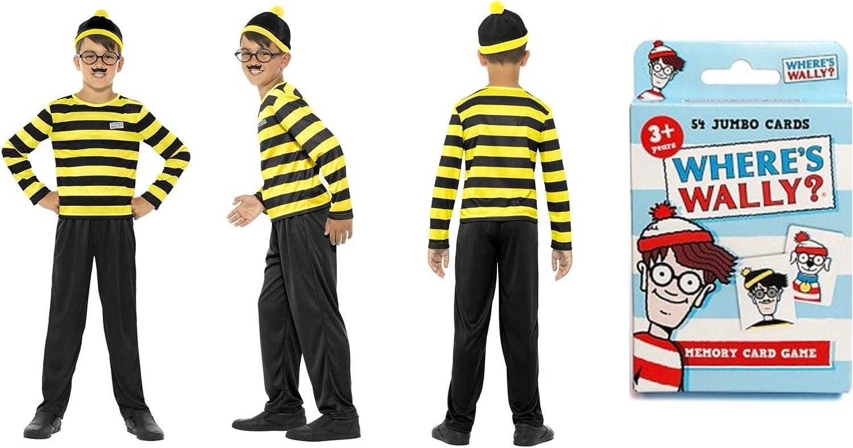 Disfraz Infantil de Smiffys con Licencia Oficial de Wally Odlaw ...