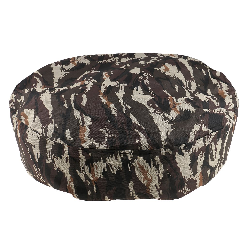 MagiDeal 2pcs 15''/14'' Universal Camo Car Truck Van Rear Spare Tire Tyre Wheel Cover by Unknown (Image #6)