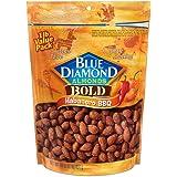 Blue Diamond Gluten Free Almonds, Bold Habanero BBQ, 16 Ounce (Pack of 3)