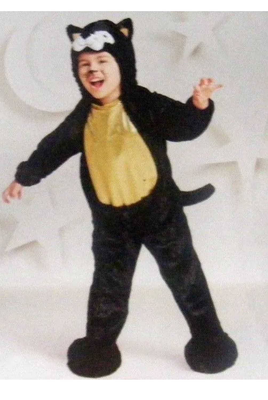 Hyde Eek Black cat Costume 2 3 Jumpsuit
