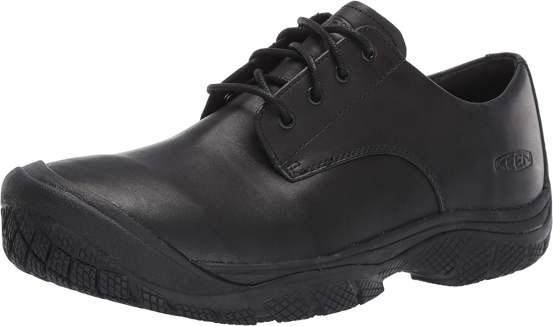 KEEN Utility Men's Kanteen Oxford Low Non Slip Kitchen Work Food Service Shoe
