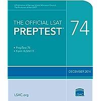 The Official LSAT Preptest 74: Dec. 2014