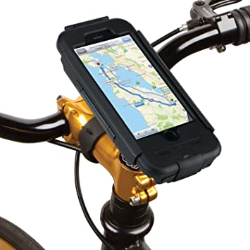 Iphone Bike Mount >> Amazon Com Eximtrade Bike Mount Phone Holder Shockproof Waterproof