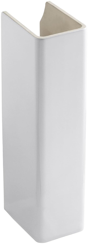 White Kohler K-5032-0 Reve Pedestal