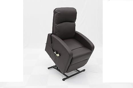 Poltrona manhattan elettrica alza persona quattro punti massaggianti