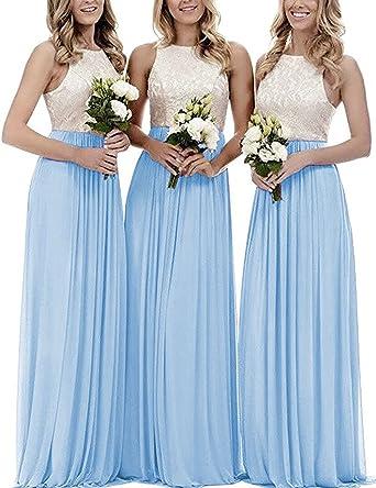 BetterGirl Damen Abendkleider Elegant für Hochzeit Partykleider ...