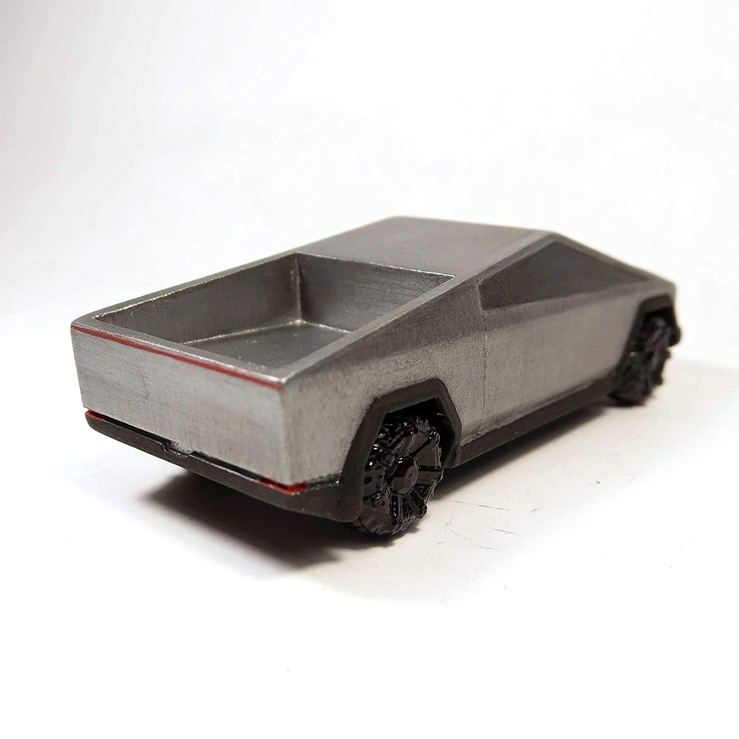 3D Printed Model Working wheels Tesla Cybertruck Pickup