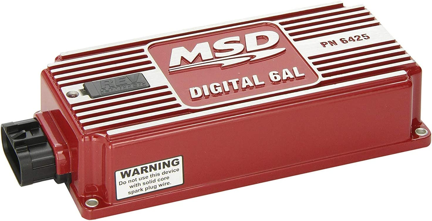 Msd Ignition 6425 6Al Ignition Control Box