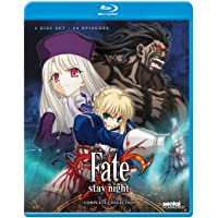 Fate / Stay Night: Complete TV Collection [Blu-ray]