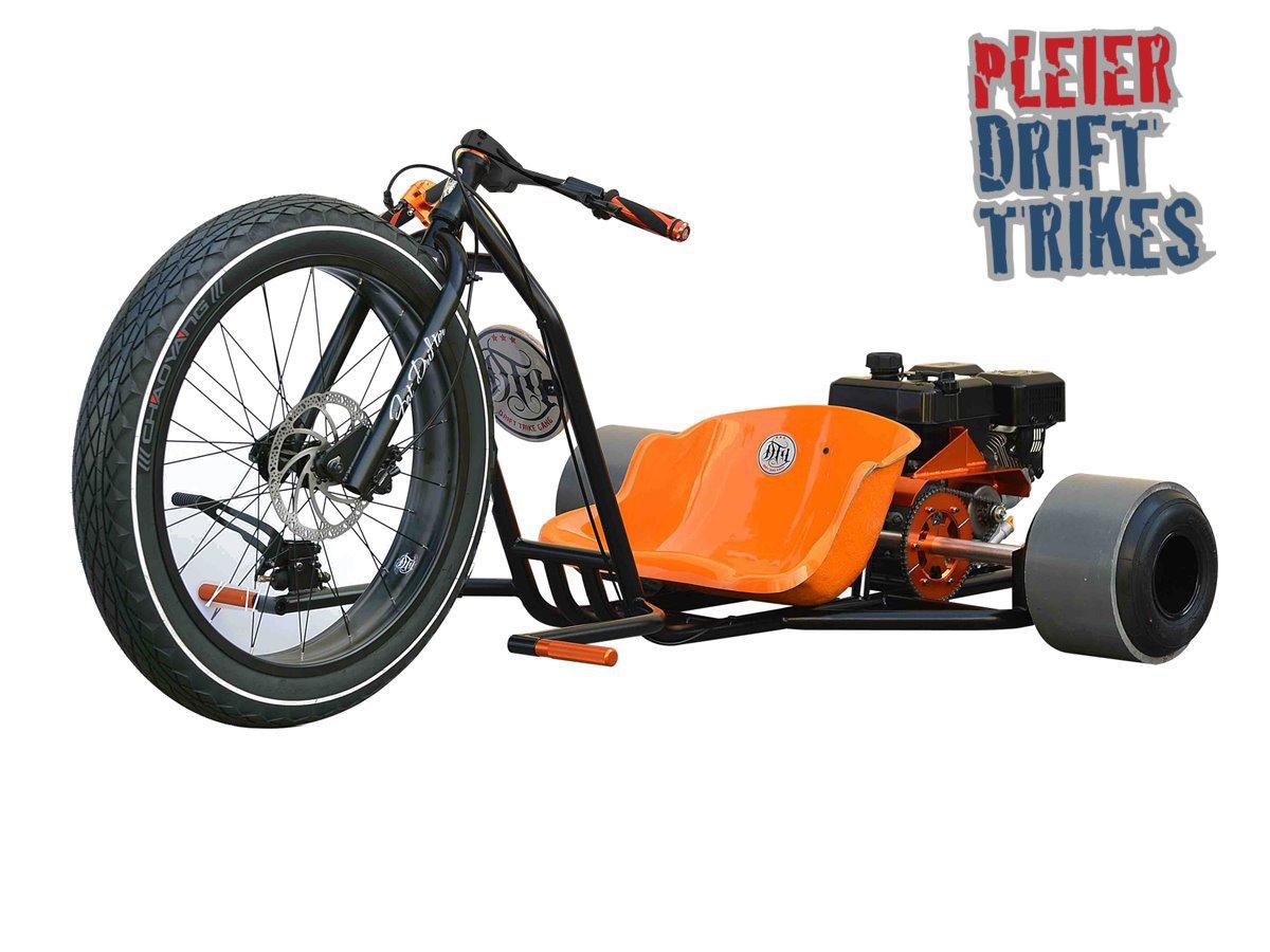 Motorisiertes Drifttrike weiss Bausatz - Kart Drift Trike: Amazon.de ...